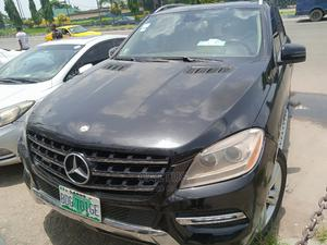Mercedes-Benz M Class 2014 Black   Cars for sale in Lagos State, Surulere