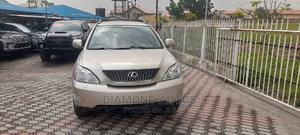 Lexus RX 2007 350 Gold | Cars for sale in Lagos State, Ajah