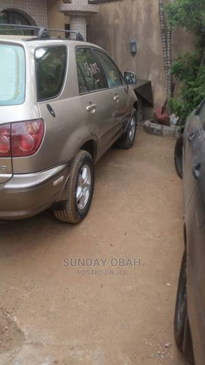 Lexus RX 2000 Gold | Cars for sale in Lagos State, Ejigbo