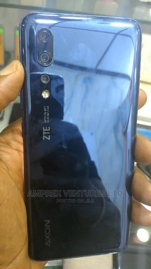 ZTE Axon 10 Pro 128 GB Black   Mobile Phones for sale in Lagos State, Ikeja