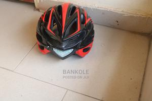 Bicycle Helmet With Lights for Sale | Sports Equipment for sale in Lagos State, Lekki