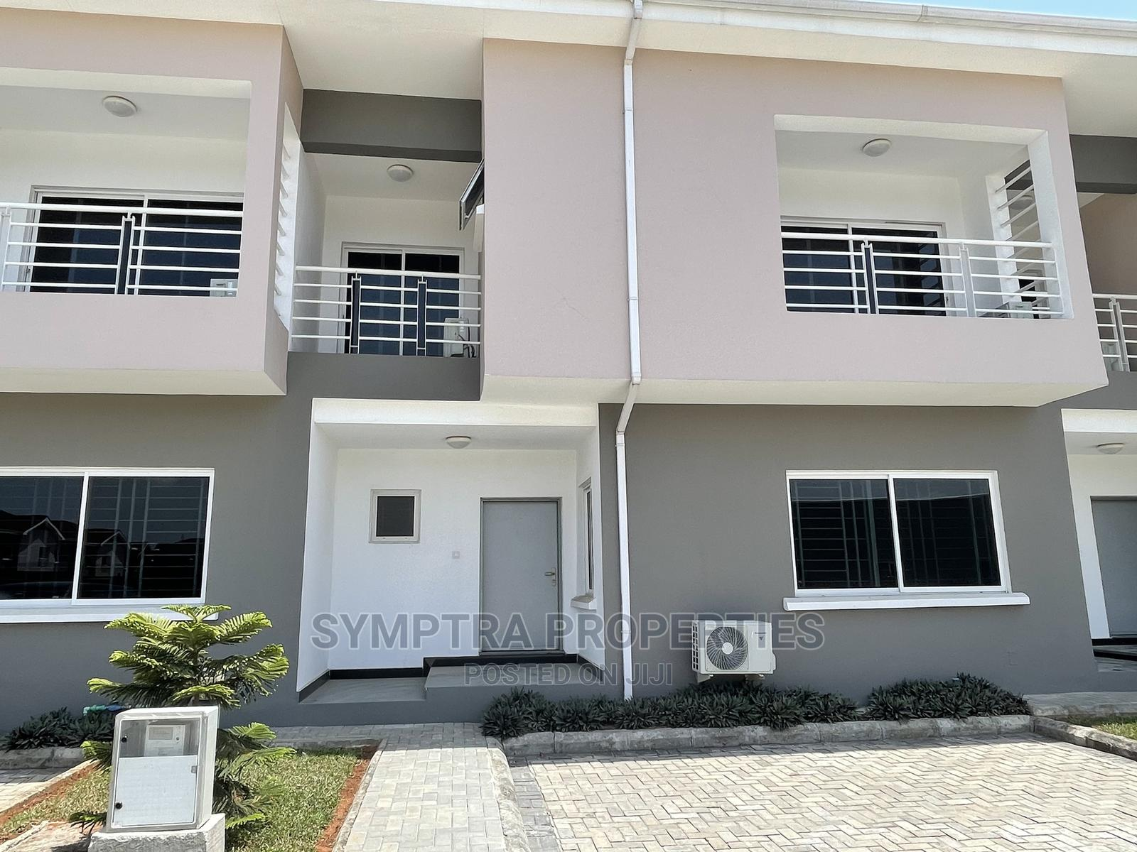 Luxury 3 Bedroom Terrace Duplex With Laundry BQ in Ikate