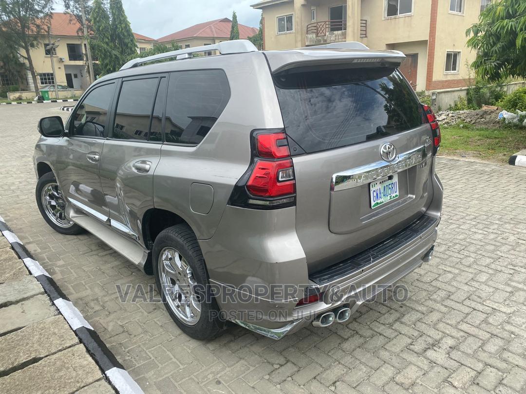 Toyota Land Cruiser Prado 2014 Gray | Cars for sale in Ikeja, Lagos State, Nigeria