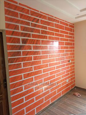 Modern Wall Tv And Marble Wall Painting   Building & Trades Services for sale in Lagos State, Badagry
