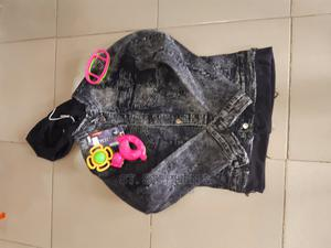Standard Quality Jean Jacket | Clothing for sale in Lagos State, Oshodi