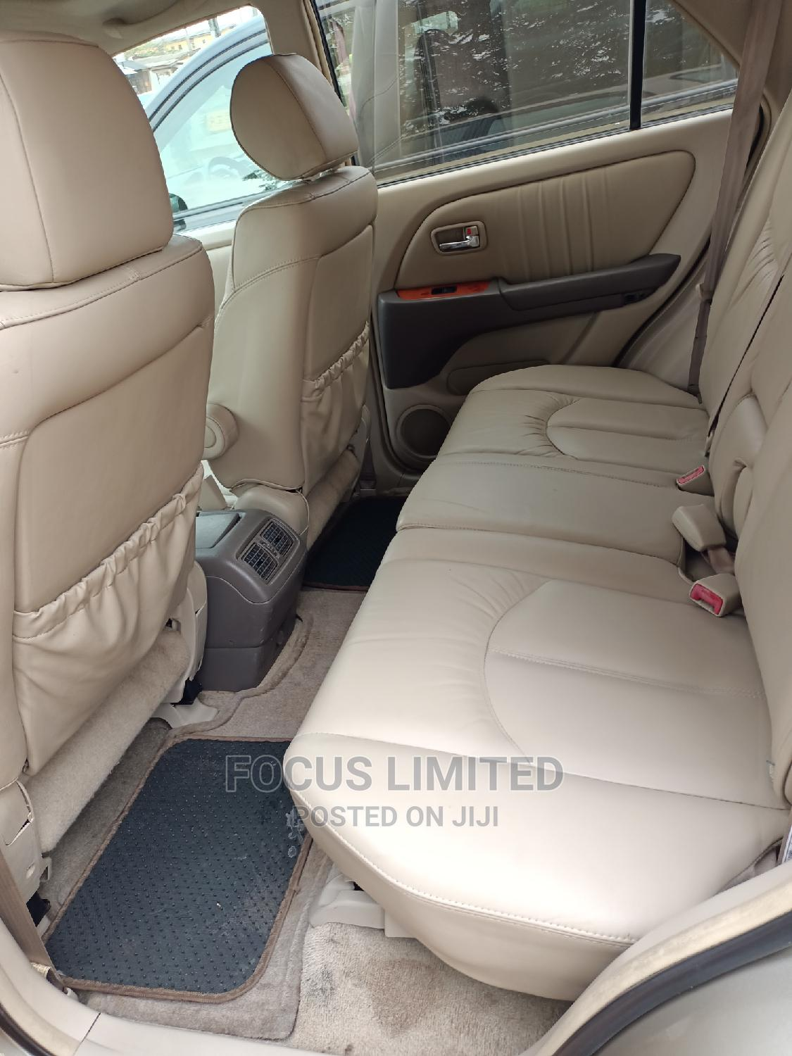 Lexus RX 2003 Gold | Cars for sale in Isolo, Lagos State, Nigeria