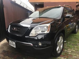 GMC Acadia 2008 SLT-2 AWD Black | Cars for sale in Lagos State, Lekki