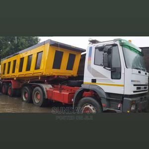 IVECO Eurotrakker 710HP 28 Tyres Trailer Bucket 50tons Truk | Trucks & Trailers for sale in Lagos State, Apapa