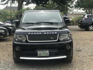 Land Rover Range Rover Sport 2012 HSE 4x4 (5.0L 8cyl 6A) Black | Cars for sale in Abuja (FCT) State, Gwarinpa