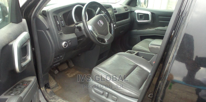 Honda Ridgeline 2007 Black | Cars for sale in Lekki, Lagos State, Nigeria