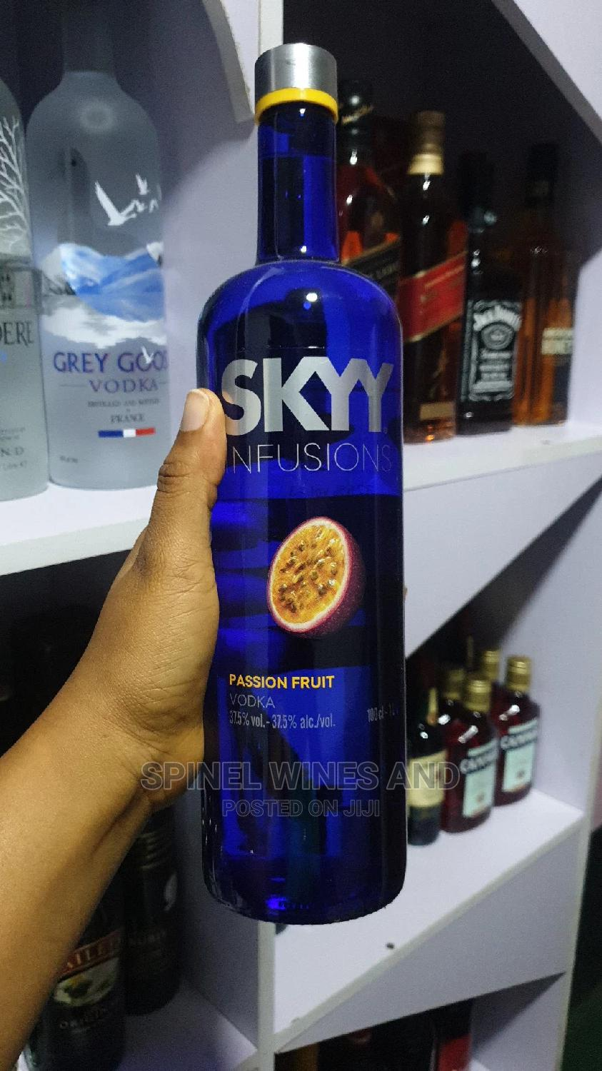 Skyy Infusions Vodka