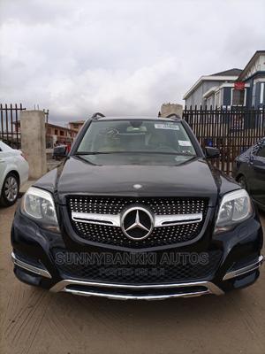 Mercedes-Benz GLK-Class 2013 350 4MATIC Black | Cars for sale in Lagos State, Ifako-Ijaiye