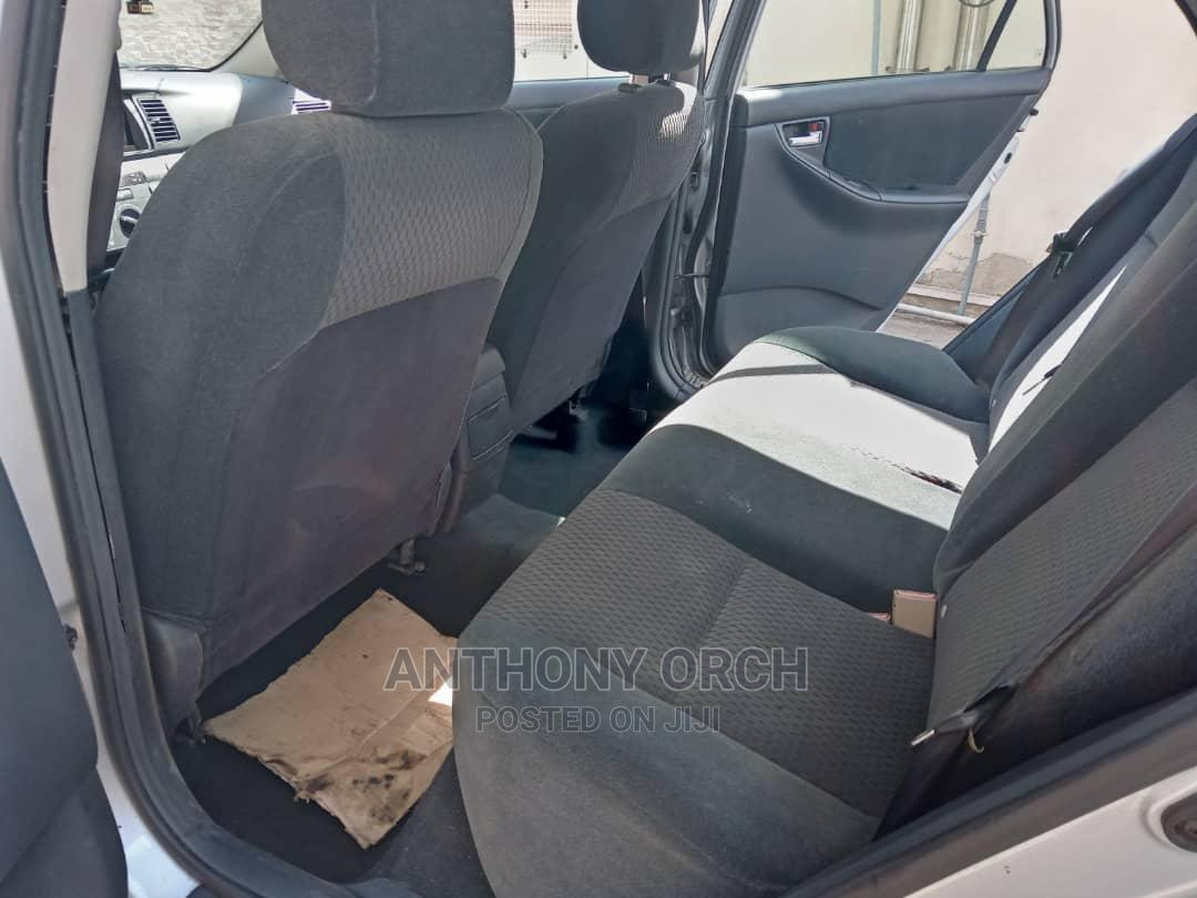 Archive: Toyota Corolla 2007 S Gray