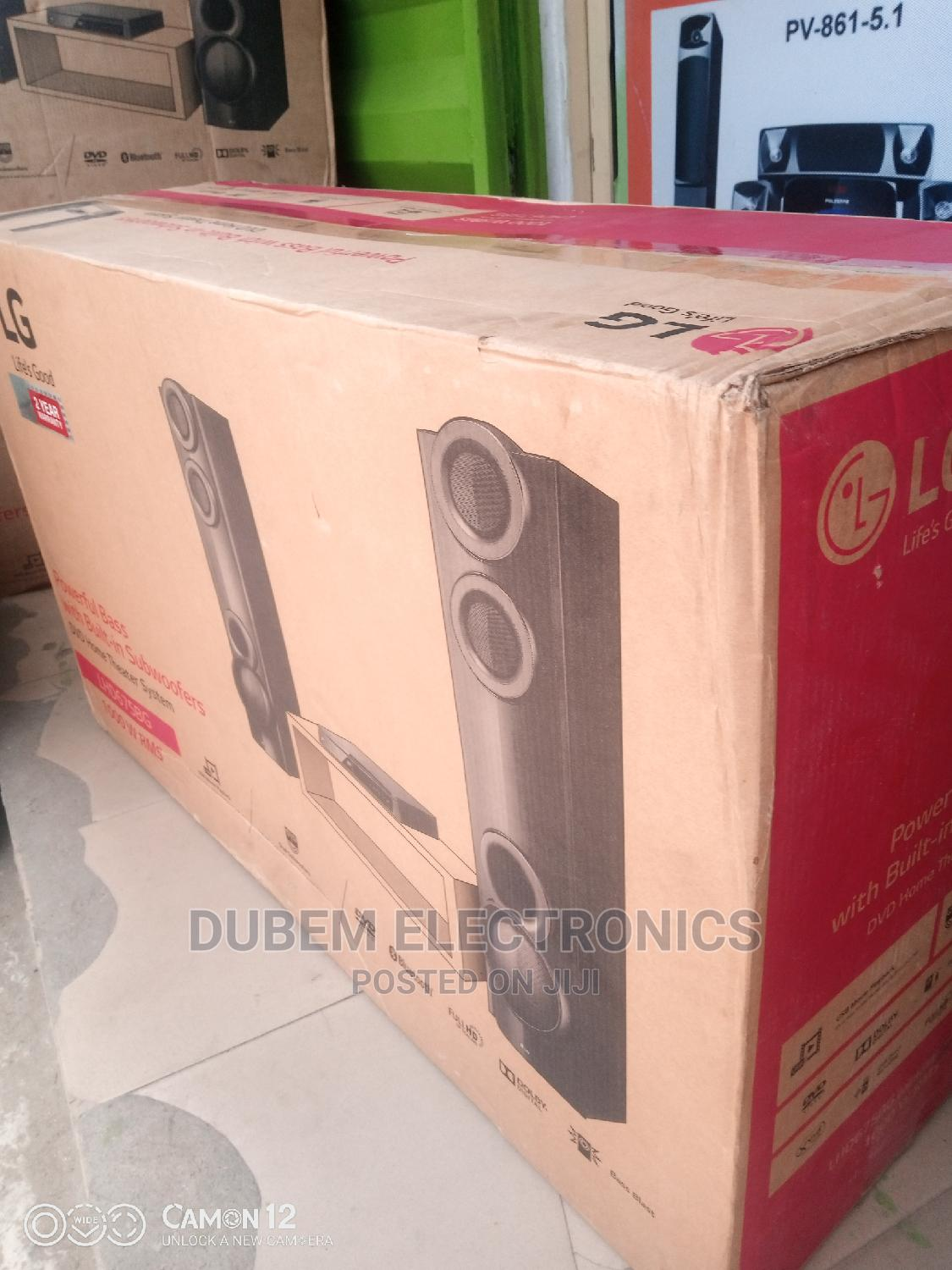 LG Home Theater | Audio & Music Equipment for sale in Ojo, Lagos State, Nigeria