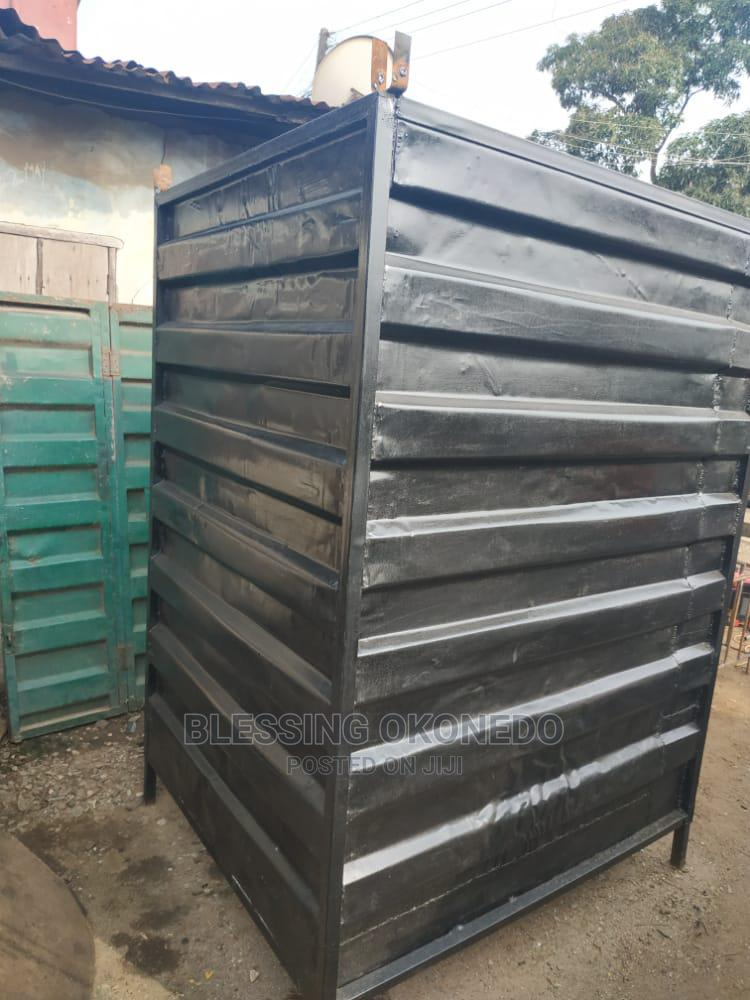 Newly Built Container