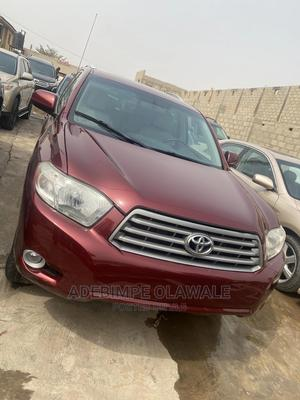 Toyota Highlander 2008 Sport Red | Cars for sale in Oyo State, Ibadan