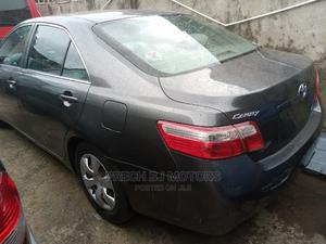 Toyota Camry 2007 Gray   Cars for sale in Lagos State, Ogba