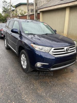Toyota Highlander 2012 Blue | Cars for sale in Lagos State, Ikeja