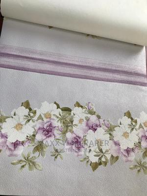 Wallpaper A Roll Of 16.5squaremeter Over 200designs | Home Accessories for sale in Abuja (FCT) State, Lugbe District