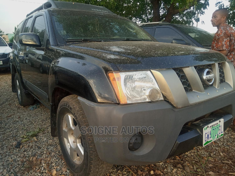Nissan Xterra 2005 Automatic Black   Cars for sale in Kubwa, Abuja (FCT) State, Nigeria