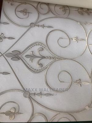 Wallpaper a Roll of 16.5squaremeter Over 200designs | Home Accessories for sale in Abuja (FCT) State, Maitama