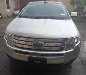 Ford Edge 2007 SE 4dr FWD (3.5L 6cyl 6A) Silver | Cars for sale in Lagos State, Ajah