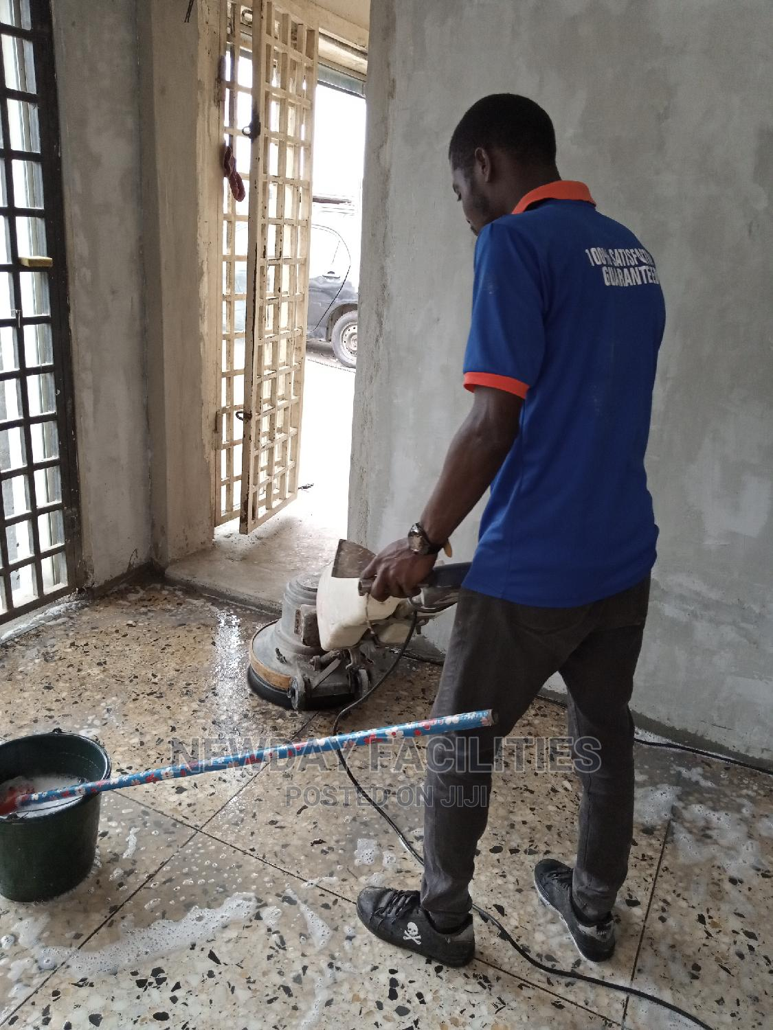 Archive: Successful Terrazzor Cleaning and Polishing
