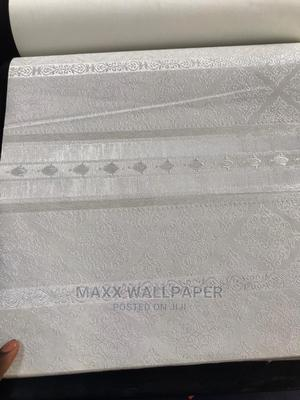 Wallpaper a Roll of 16.5squaremeter Over 200designs | Home Accessories for sale in Abuja (FCT) State, Dutse-Alhaji