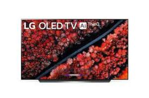 LG 55 Inches Oled 4K TV   TV & DVD Equipment for sale in Lagos State, Ikeja