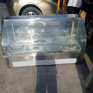 Bain Marie With Curve Galss | Restaurant & Catering Equipment for sale in Lagos State, Amuwo-Odofin