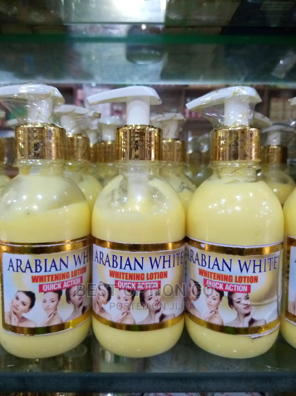 Arabian White Whitening Lotion Quick Action