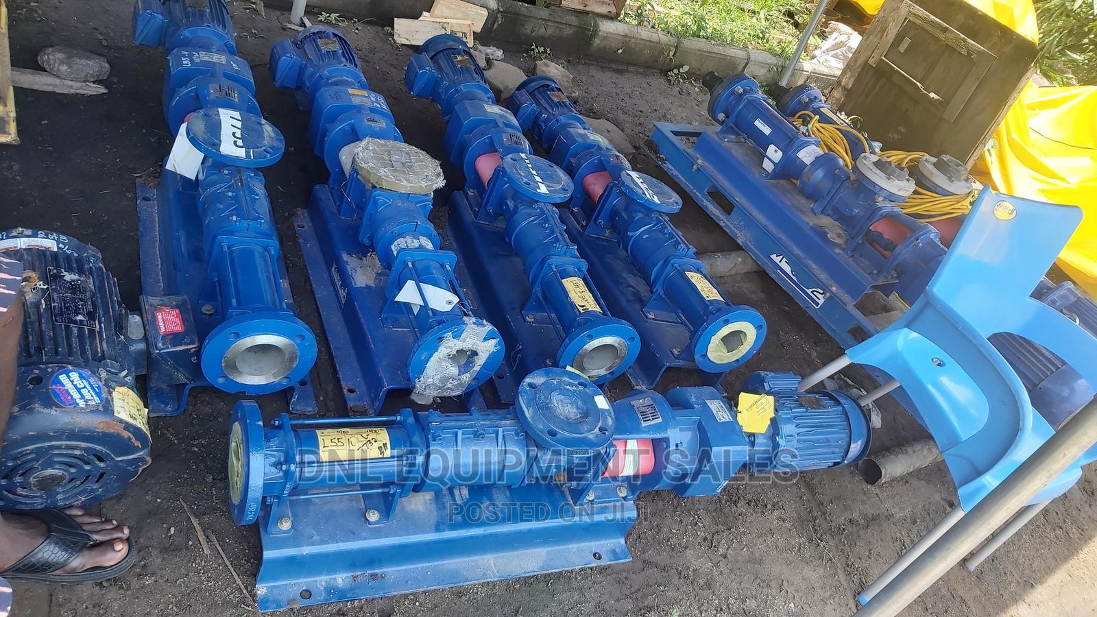 Mono Pump Z15 and Z14