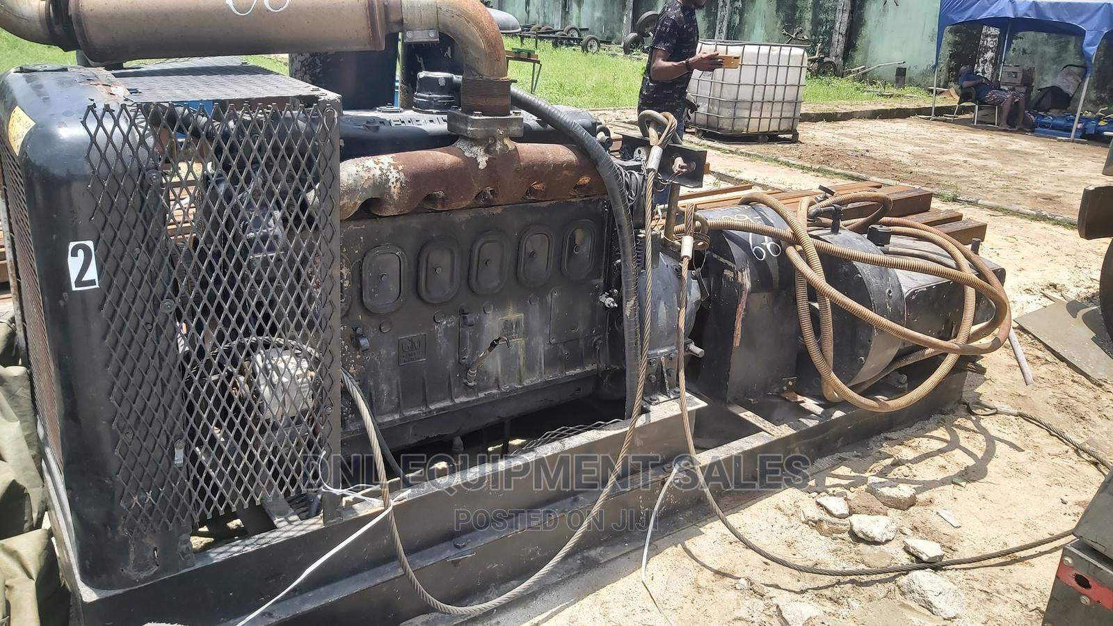 Hydro Test Pump With 671 Detroit Engine