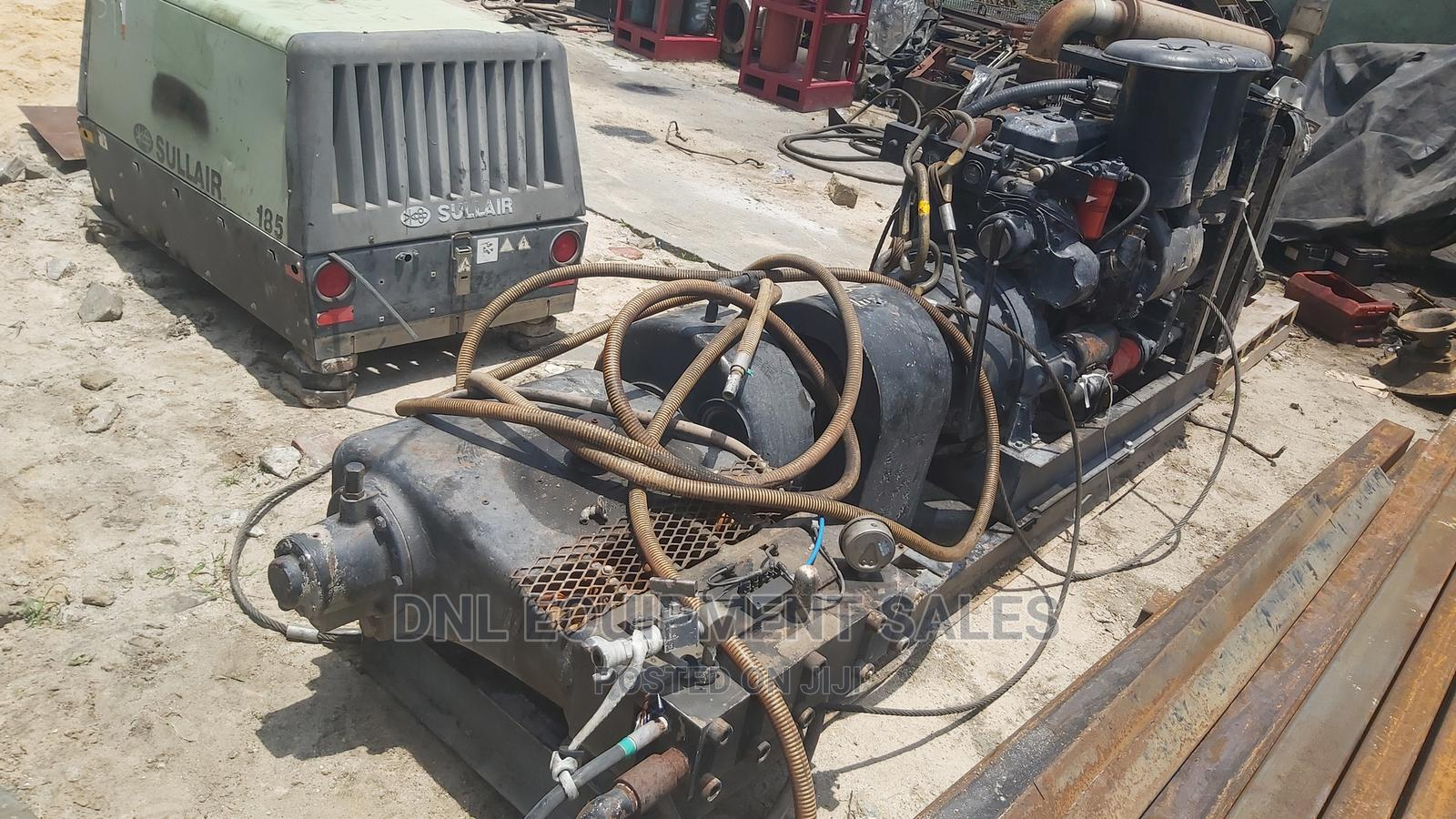 Hydro Test Pump With 671 Detroit Engine   Manufacturing Equipment for sale in Port-Harcourt, Rivers State, Nigeria
