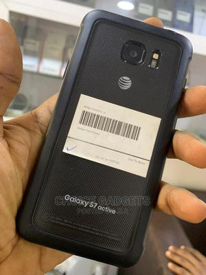 Samsung Galaxy S7 active 32 GB Black | Mobile Phones for sale in Lagos State, Ikeja