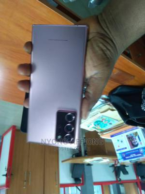 Samsung Galaxy Note 20 5G 256GB Gold | Mobile Phones for sale in Niger State, Minna