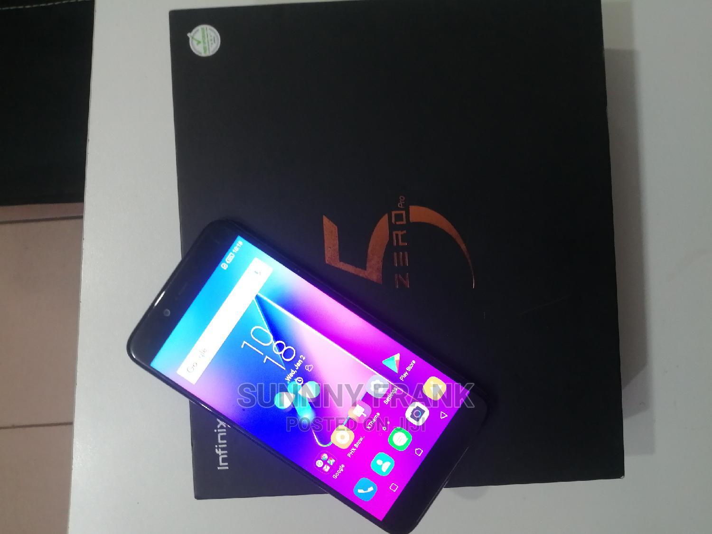 Infinix Zero 5 Pro 128 GB Black | Mobile Phones for sale in Wuse 2, Abuja (FCT) State, Nigeria