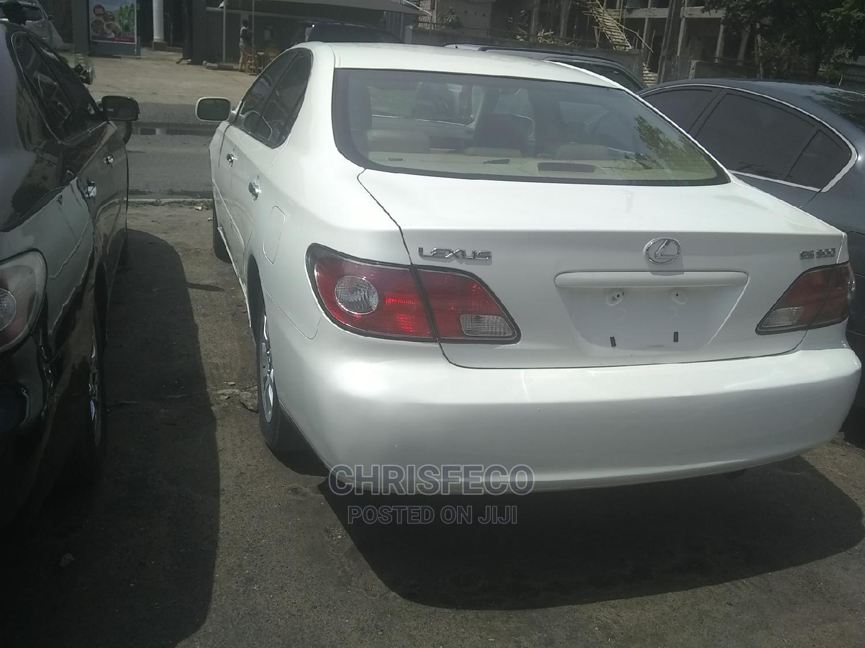 Lexus ES 2004 White | Cars for sale in Amuwo-Odofin, Lagos State, Nigeria