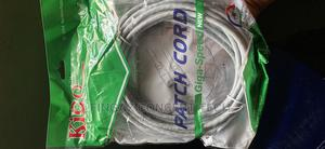 Kico Cat6 5meter Patch Cable 100% Copper | Accessories & Supplies for Electronics for sale in Lagos State, Ikeja