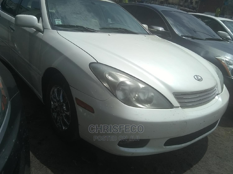 Lexus ES 2004 White   Cars for sale in Amuwo-Odofin, Lagos State, Nigeria