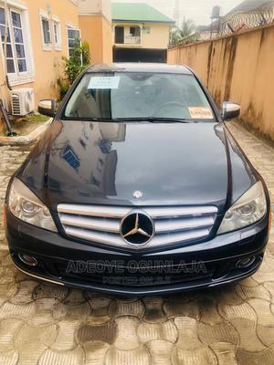 Mercedes-Benz C300 2008 Gray | Cars for sale in Lagos State, Ajah