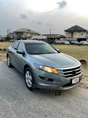 Honda Accord CrossTour 2010 Green | Cars for sale in Lagos State, Surulere