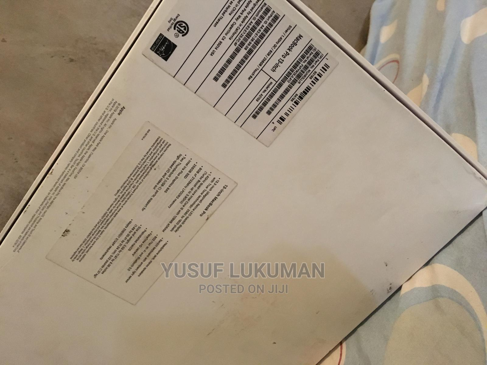 New Laptop Apple MacBook Pro 2020 8GB Intel Core I5 SSD 256GB   Laptops & Computers for sale in Ilorin West, Kwara State, Nigeria