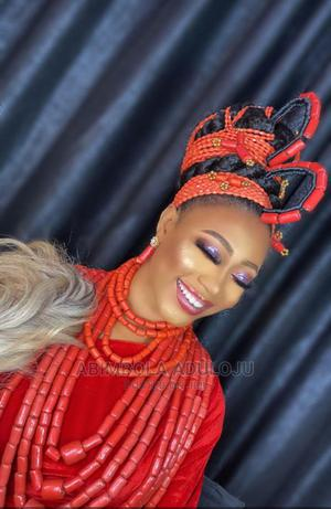 Edo Bridal Outfit and Beads Accessories for Rent   Health & Beauty Services for sale in Lagos State, Alimosho