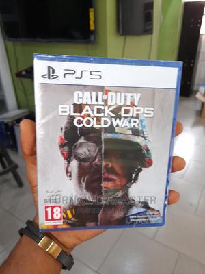 Brand New Ps5 Call of Duty Black Ops Cold War | Video Games for sale in Lagos State, Ikeja