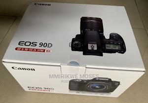 Canon EOS 90D | Photo & Video Cameras for sale in Lagos State, Oshodi