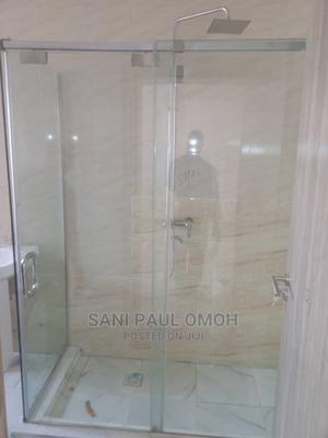 Shower Cubicle Installed 10mm Glass   Plumbing & Water Supply for sale in Abuja (FCT) State, Gwarinpa
