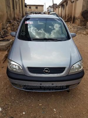 Opel Zafira 2005 1.8 Automatic Silver   Cars for sale in Plateau State, Jos
