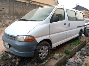 Toyota Hiace 1998 White | Buses & Microbuses for sale in Lagos State, Magodo