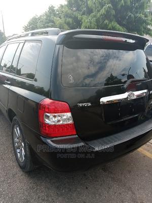 Toyota Highlander 2006 Hybrid Black   Cars for sale in Lagos State, Ogba